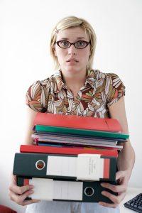 CRM per studi professionali - faldoni