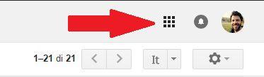 Google Drive Icona